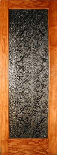 Interior Glass Doors Glass Door With Swirling Texture