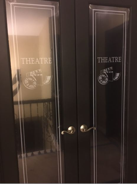 Click On Images To Enlarge Image Number 4 Of Theater Room Doors