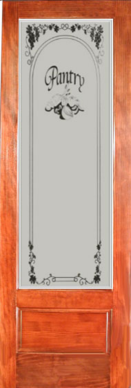 8u0027 Pantry Doors Are Available In 24u0027, 28